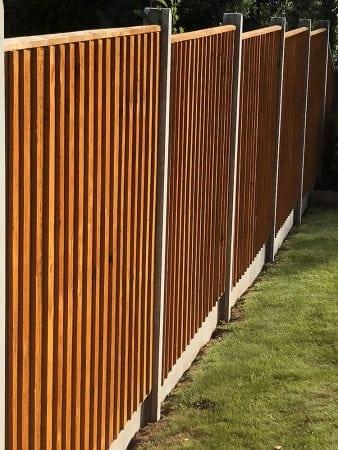 fencing + decking 4