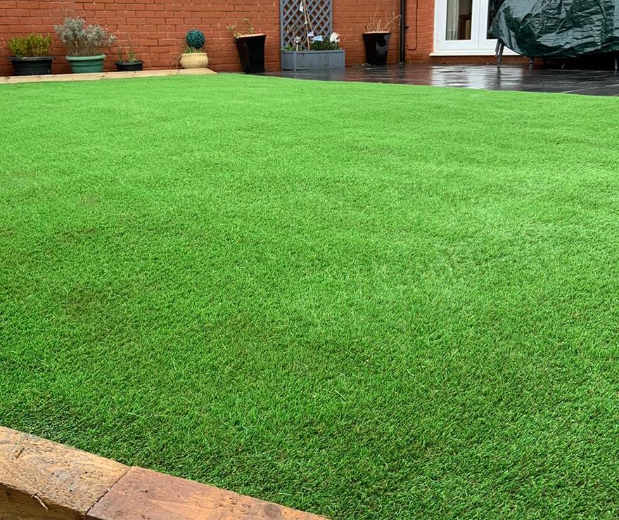 Artificial Grass - C