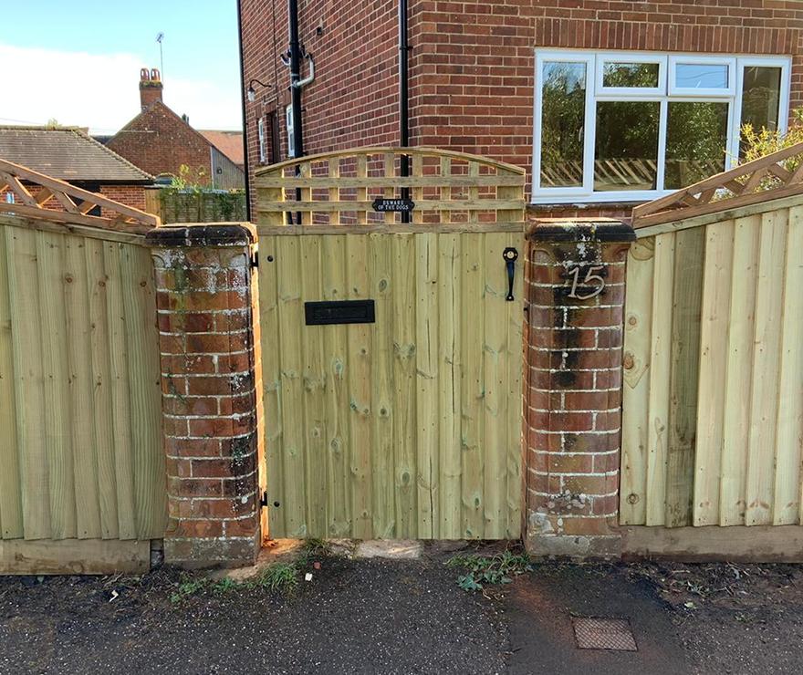 Gate - D
